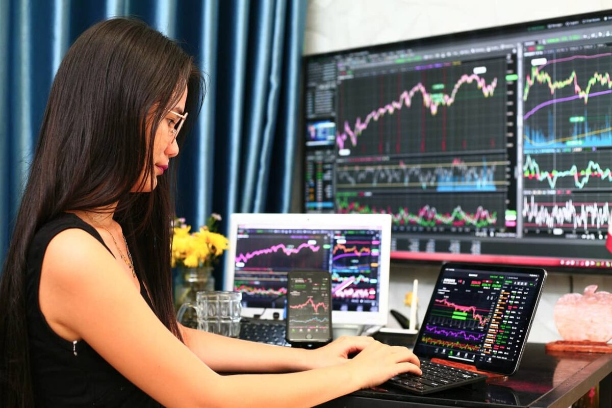 trading options for a living