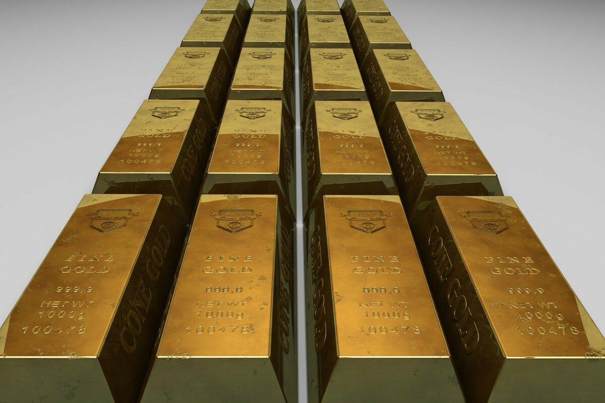what is gold bullion